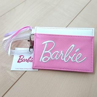 バービー(Barbie)のバービー Barbie パスケース(名刺入れ/定期入れ)