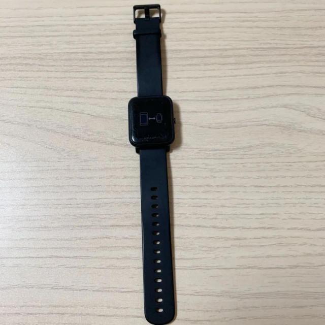 スーパーコピー腕時計 口コミ usa / Xiaomi Amazfit Bip スマートウォッチ ブラックの通販 by shop|ラクマ
