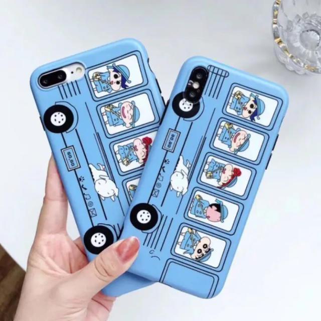 iphoneカバー キャラクター / クレヨンしんちゃん iPhoneケースの通販 by あっちん's shop|ラクマ