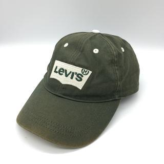 リーバイス(Levi's)の リーバイス LEVI'S 帽子 キャップ カーキ メンズ F(キャップ)