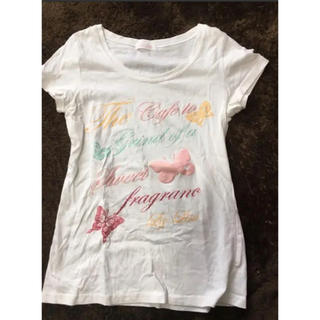 リズリサ(LIZ LISA)のリズリサ 半袖 Tシャツ(Tシャツ(半袖/袖なし))