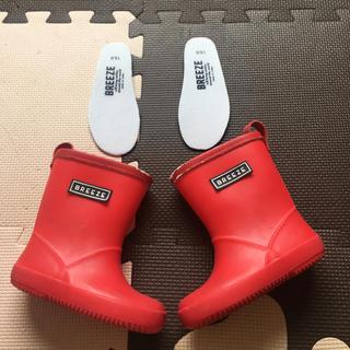 ブリーズ(BREEZE)の15cm 長靴(長靴/レインシューズ)