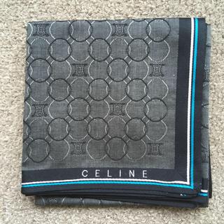 セリーヌ(celine)のCELINE  メンズハンカチ(ハンカチ/ポケットチーフ)