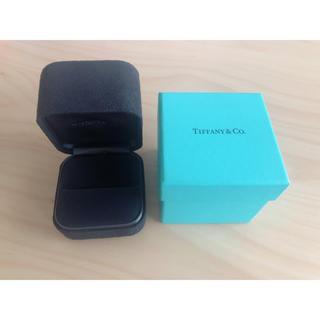 ティファニー(Tiffany & Co.)のTiffany指輪💍 ケース(小物入れ)