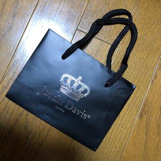 ジャスティンデイビス(Justin Davis)のJustinDavis ジャスティンデイビス 紙袋(小)(ショップ袋)