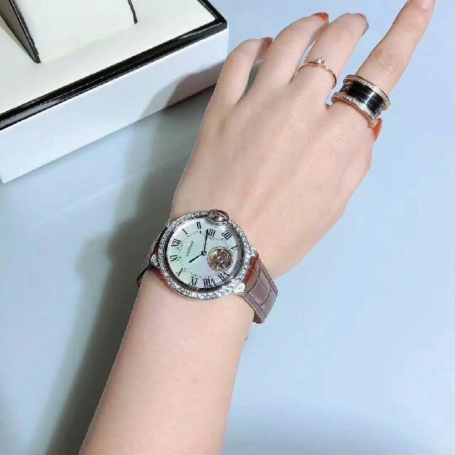 IWC 時計 コピー 本社 、 【新品】カルティエ Cartier時計レディースウォッチ の通販 by Rock's shop|ラクマ