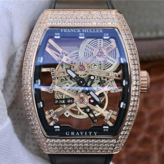 パネライルミノール 44mm コピー | FRANCK MULLER - 腕時計 FRANCK MULLERの通販 by シムラ's shop|フランクミュラーならラクマ