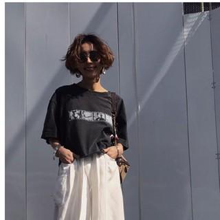 アメリヴィンテージ(Ameri VINTAGE)のamerivintage ビートルズTシャツ(Tシャツ(半袖/袖なし))