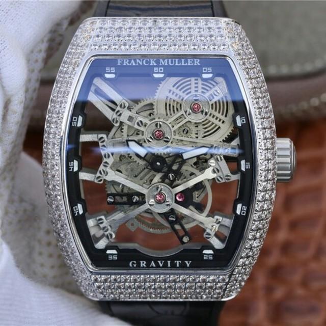 rechadr | FRANCK MULLER - 腕時計 FRANCK MULLERの通販 by シムラ's shop|フランクミュラーならラクマ
