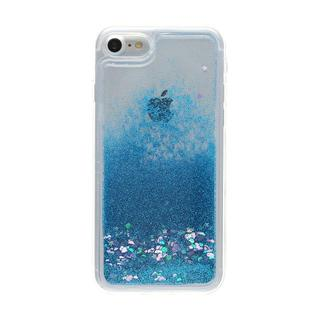 b03e39e038 グリッター ラメ 星 ハート キラキラ 夏 トレンド 個性的 iPhoneケース(iPhoneケース)