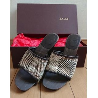 バリー(Bally)のBALLY サンダル(サンダル)
