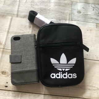 adidas - コンパクト ショルダーバッグ
