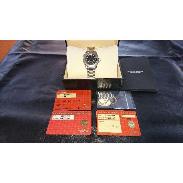 3大 時計 | OMEGA - 【OMEGA】オメガ シーマスタープロフェッショナル300の通販 by MITSU THE BEATS 0209's shop|オメガならラクマ