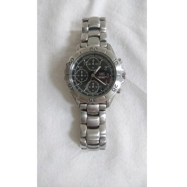 DAKS - DAKS ダックス 腕時計 クロノメーターの通販 by あさってのジョ−2's shop|ダックスならラクマ