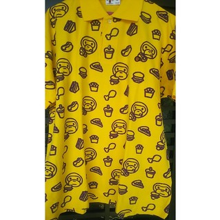 アベイシングエイプ(A BATHING APE)のBAPE マイロ ジャンクフード ポロシャツ(ポロシャツ)