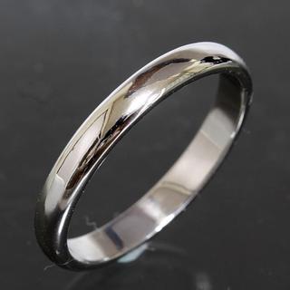 ティファニー(Tiffany & Co.)のティファニー TIFFANY&CO.シンプル マリッジ リング 17.5号メンズ(リング(指輪))