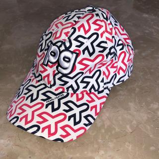 パーリーゲイツ(PEARLY GATES)のパーリーゲイツ キャップ エアライン ユニセックス フリーサイズ ゴルフ 帽子(その他)