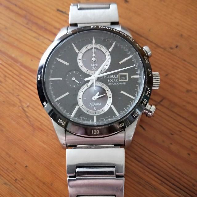 ブライトリング オーシャン | SEIKO - SEIKO solor時計の通販 by 7's  |セイコーならラクマ