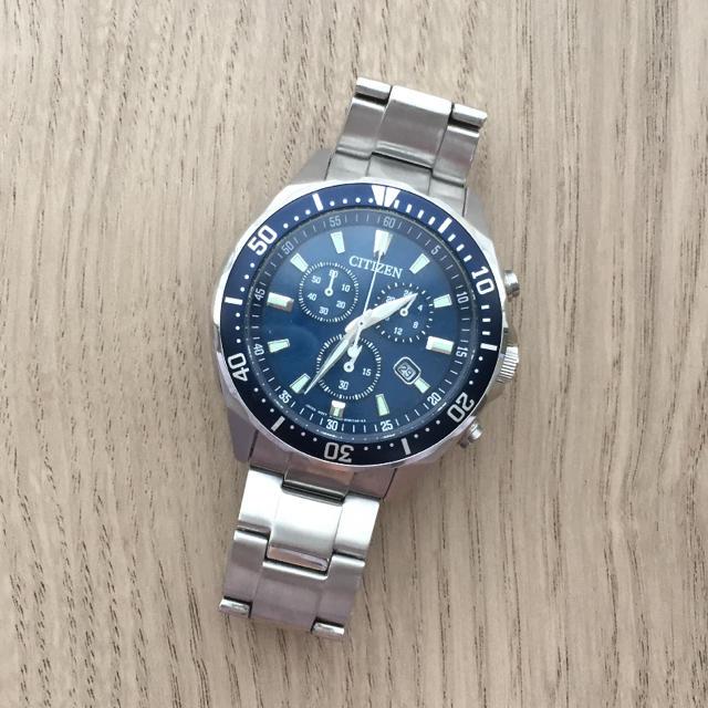 CITIZEN - CITIZEN 腕時計 男性用 エコドライブの通販 by こあら's shop|シチズンならラクマ