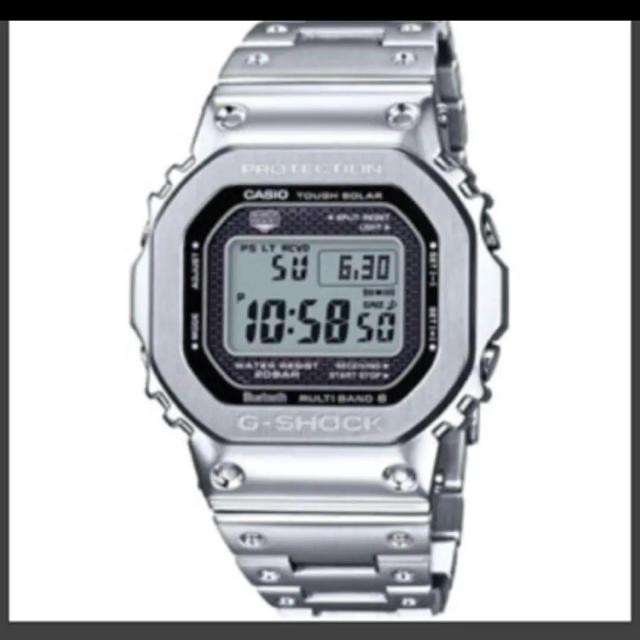カルティエ バロンブルー / G-SHOCK - 35周年 品薄 シルバー メタル ボディー ⭐︎カシオ G-SHOCK 銀 時計の通販 by asterisk's shop|ジーショックならラクマ