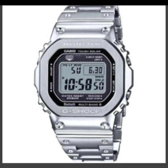 karutexie | G-SHOCK - 35周年 品薄 シルバー メタル ボディー ⭐︎カシオ G-SHOCK 銀 時計の通販 by asterisk's shop|ジーショックならラクマ