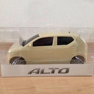 スズキ(スズキ)の入手困難 新型アルト カラーサンプル ミニカー 車 非売品 SUZUKI(ミニカー)