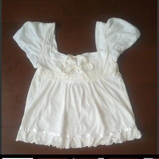リズリサ(LIZ LISA)のLIZ LISAトップス(Tシャツ(半袖/袖なし))