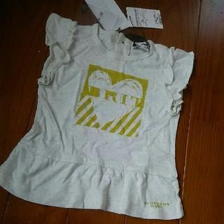 バーバリー(BURBERRY)のバーバリー 半袖Tシャツ 12M 80 女の子 (Tシャツ)