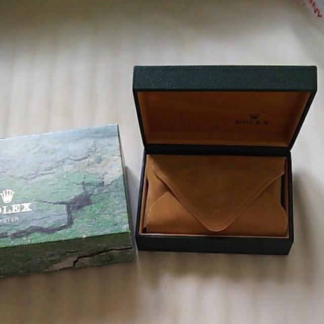 ブライトリング 時計 コピー 直営店 | ROLEX - 【希少必見】ロレックス時計保管箱①の通販 by たけ's shop|ロレックスならラクマ