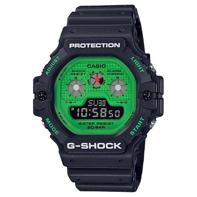 G-SHOCK - CASIO カシオ G-SHOCK Gショック DW-5900RS-1JFの通販 by *かわしま*|ジーショックならラクマ