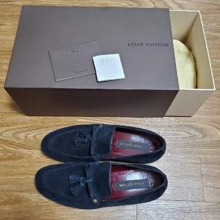 ルイヴィトン(LOUIS VUITTON)のルイヴィトンスエード靴(ドレス/ビジネス)