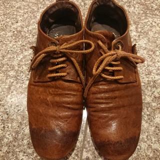 サヤ(SAYA)のSAYA  レザーシューズ(ローファー/革靴)