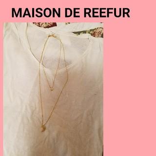 メゾンドリーファー(Maison de Reefur)のMAISON DE REEFUR☆新品ネックレス(ネックレス)