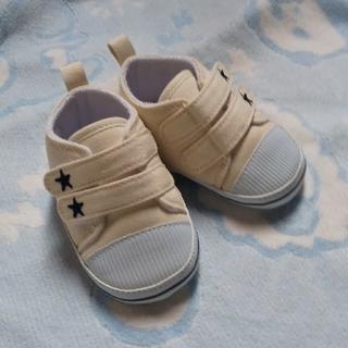 ニシマツヤ(西松屋)の美品 子供用靴(スニーカー)