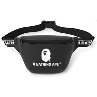 アベイシングエイプ(A BATHING APE)のA BATHING APE ウエストバッグ 付録(ウエストポーチ)