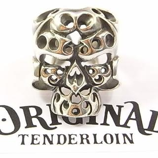 テンダーロイン(TENDERLOIN)のテンダーロイン ボルネオスカル リング (リング(指輪))