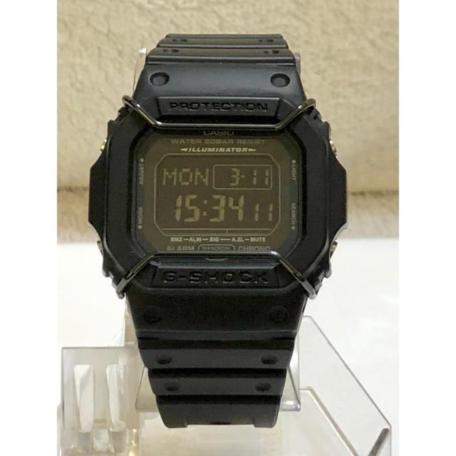 ロレックス レプリカ スーパーコピー 代引き 時計 - G-SHOCK - G-SHOCK!プロテクタ付きスピード!DW-D5600P-1JF 美中古品!の通販 by SGSX1100S's shop|ジーショックならラクマ