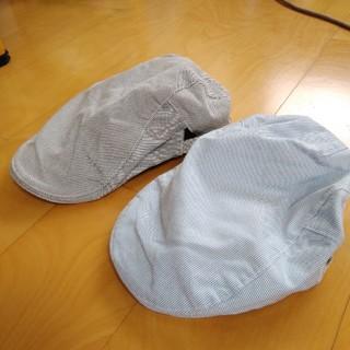 ユニクロ(UNIQLO)のユニクロ帽子2個セット(ハット)
