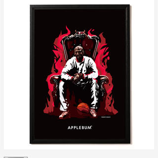 アップルバム(APPLEBUM)の専用 アップルバム applebum Black Jesus A1ポスター(ポスター)