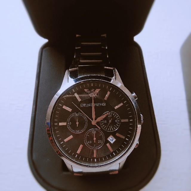 ロレックス偽物韓国 / Emporio Armani - EMPORIO ARMANI メンズ腕時計の通販 by mami♡|エンポリオアルマーニならラクマ