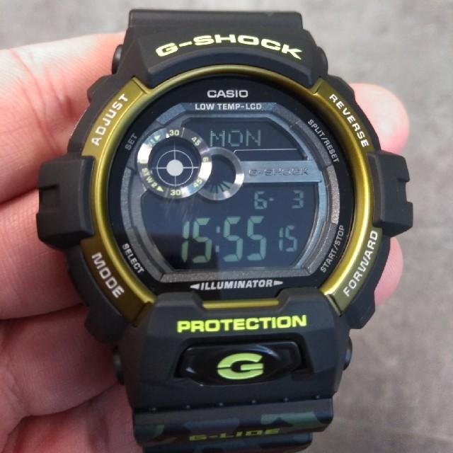 腕 時計 パテックフィリップ / G-SHOCK - 期間限定価格GLS-8900CM-1JF G-SHOCK 迷彩アーミー美品  の通販 by ty216's shop|ジーショックならラクマ