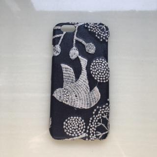 ミナペルホネン(mina perhonen)の点と線模様製作所 バードガーデン bird garden iphone6sケース(iPhoneケース)
