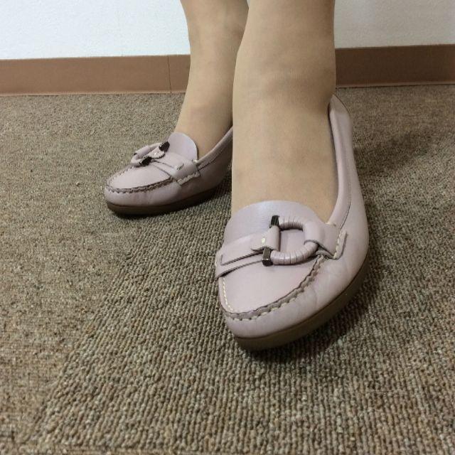 Salvatore Ferragamo(サルヴァトーレフェラガモ)の値下げ サルヴァトーレ フェラガモ ローファー パンプス 21cm 5 1/2 レディースの靴/シューズ(ローファー/革靴)の商品写真