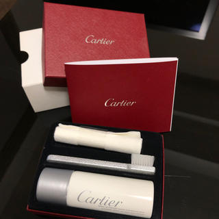 カルティエ(Cartier)のカルティエ♡ウォッチクリーナー(その他)