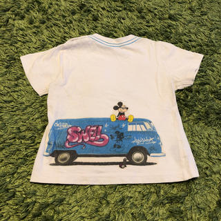 エックスガールステージス(X-girl Stages)のエックスガールkidsTシャツ ディズニー コラボ(その他)