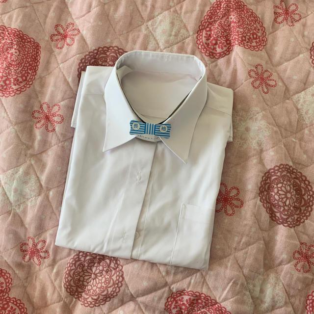 しまむら(シマムラ)のss様専用スクールシャツ 長袖  キッズ/ベビー/マタニティのキッズ服 女の子用(90cm~)(ブラウス)の商品写真
