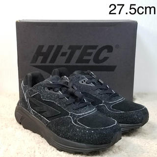ハイテック(HI-TEC)のHTS74 シルバーシャドウ ブラック 27.5(スニーカー)