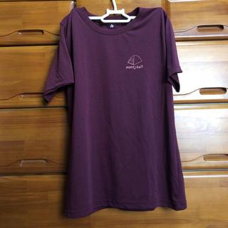 モンベル(mont bell)の《mont-bell》Tシャツ M(Tシャツ(半袖/袖なし))