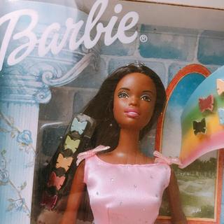 バービー(Barbie)の★新品未開封 US版 Barbie バービー  レインボープリンセス(ぬいぐるみ/人形)