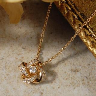 ダイヤモンド ネックレス  『Grace』  【中古品】(ネックレス)